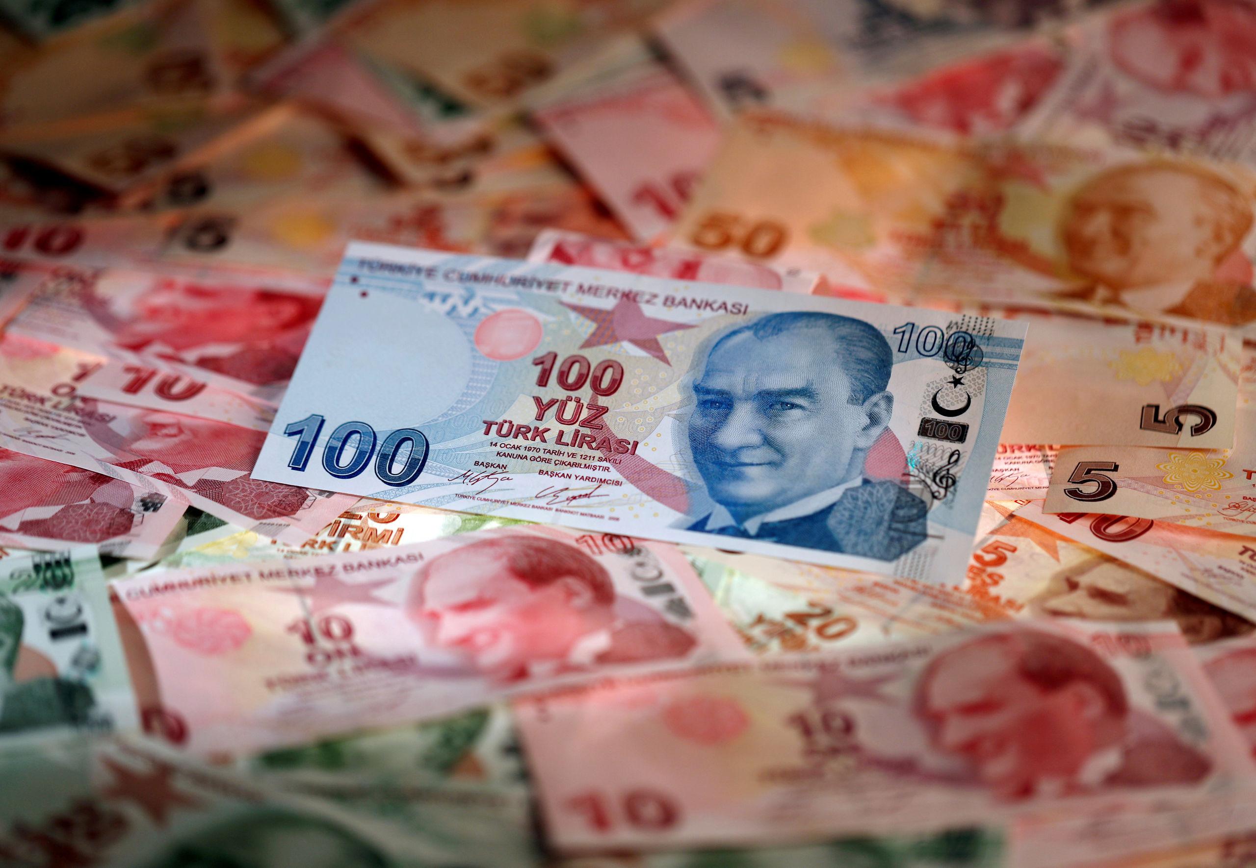 De Turkse centrale bank heeft de inflatieverwachting voor 2018 deze week verhoogd naar 13%. In april was dat nog 8,4%.